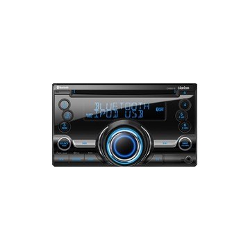 AUTORADIO CD/USB/MP3/WMA BLUETOOTH 2 DIN CLARION CX501E